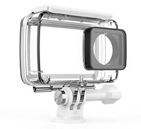 Аквабокс Xiaomi Yi 4K Action Camera Waterproof Case White Original